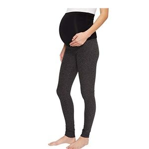 a7e2f897e3948 A Pea in the Pod Pants - Beyond Yoga Fold Down Maternity Long Leggings